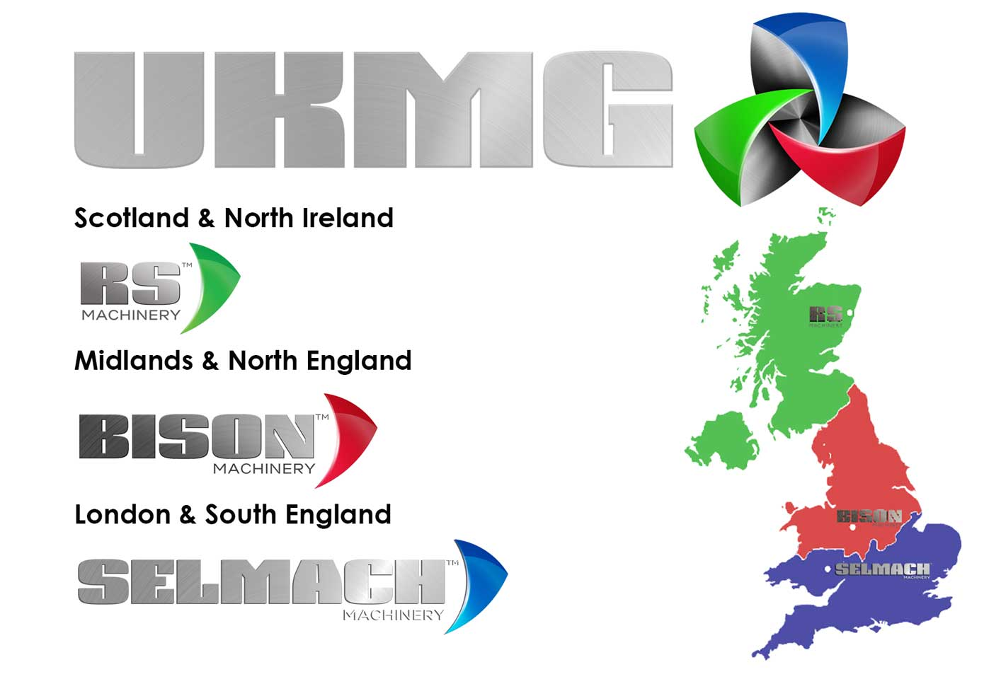 Selmach Machinery is partnered with the UK Machinery Group
