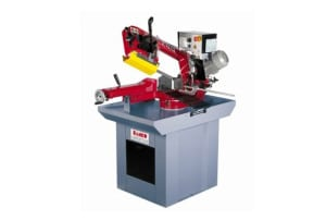 Front view Bianco 280MS Pull/Auto Down Single Mitre Bandsaw