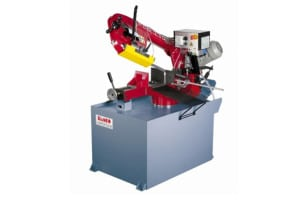 Front view Bianco 330MS Pull/Auto Down Single Mitre Bandsaw