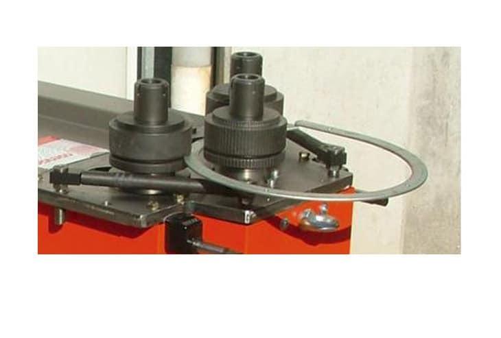 Morgan Rushworth PSR Section Ring Roller Detail