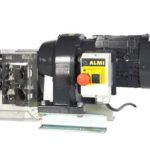 Front view Almi AL1-2U Tube Notching Machine