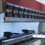 Baykal APHS CNC Hydraulic Pressbrake Detail
