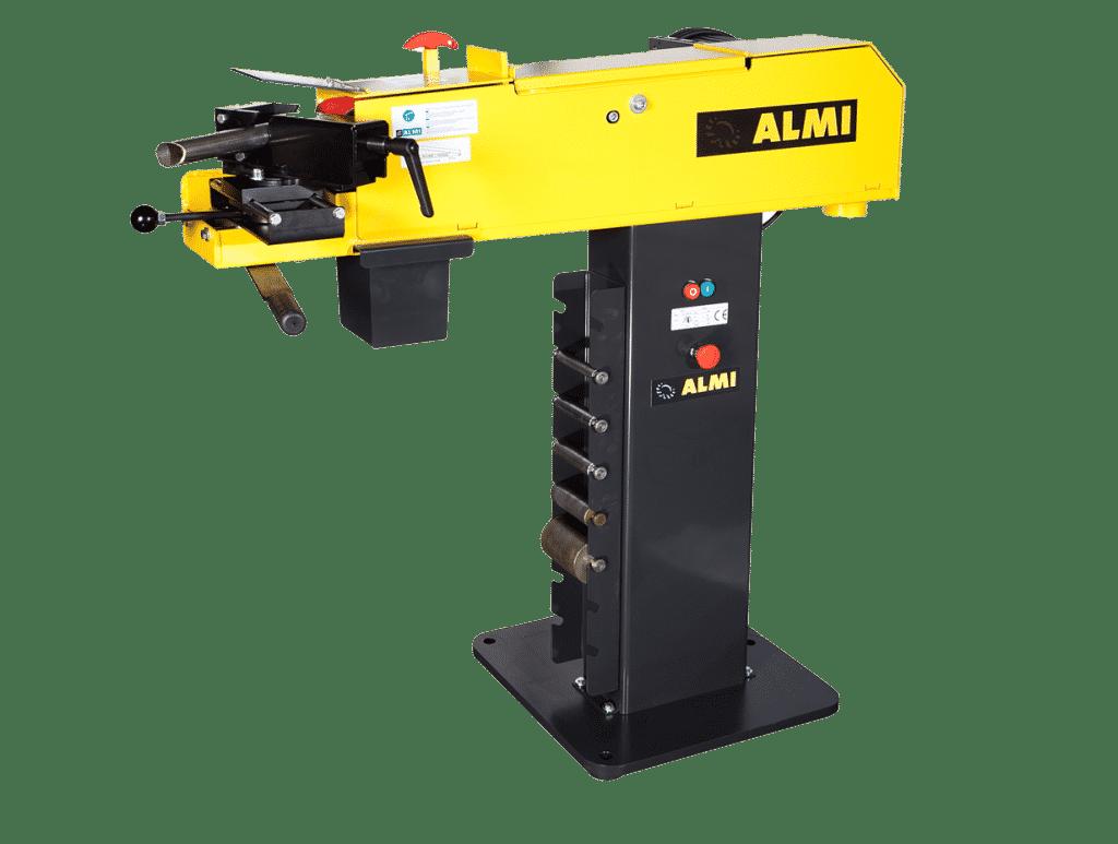 Main view - Almi-AL100u-Abrasive-Tube-Notcher
