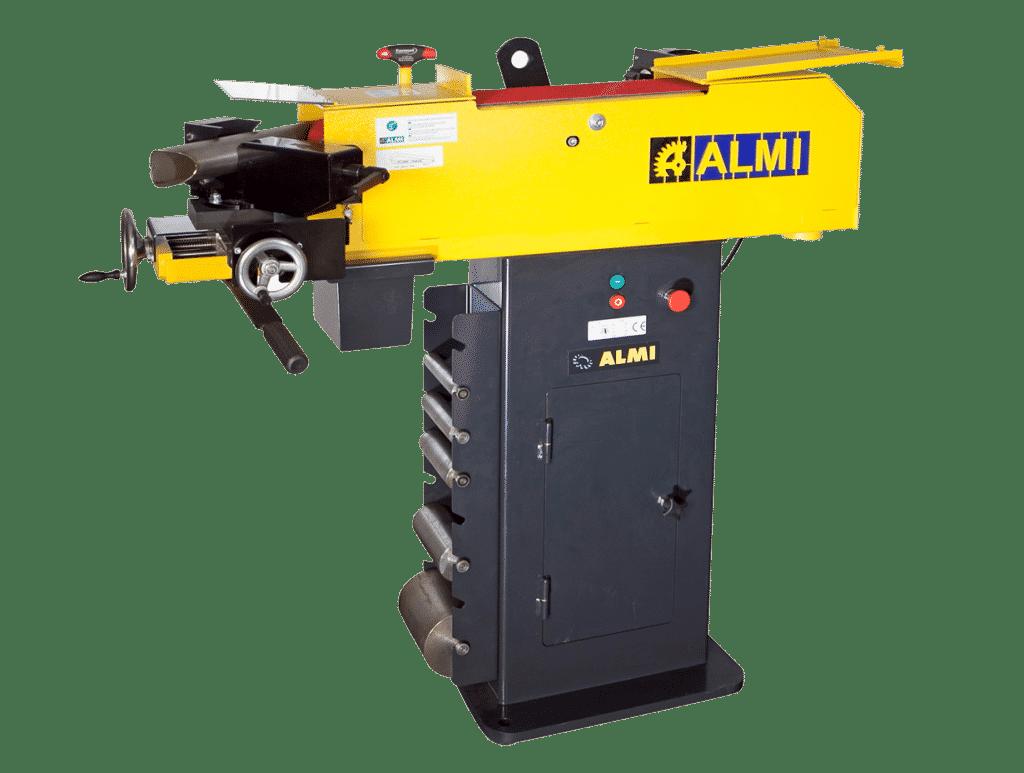 Main view - Almi-AL150-Abrasive-Tube-Notcher