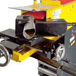 Almi AL150 Abrasive Tube Notching Machine 415v image 3