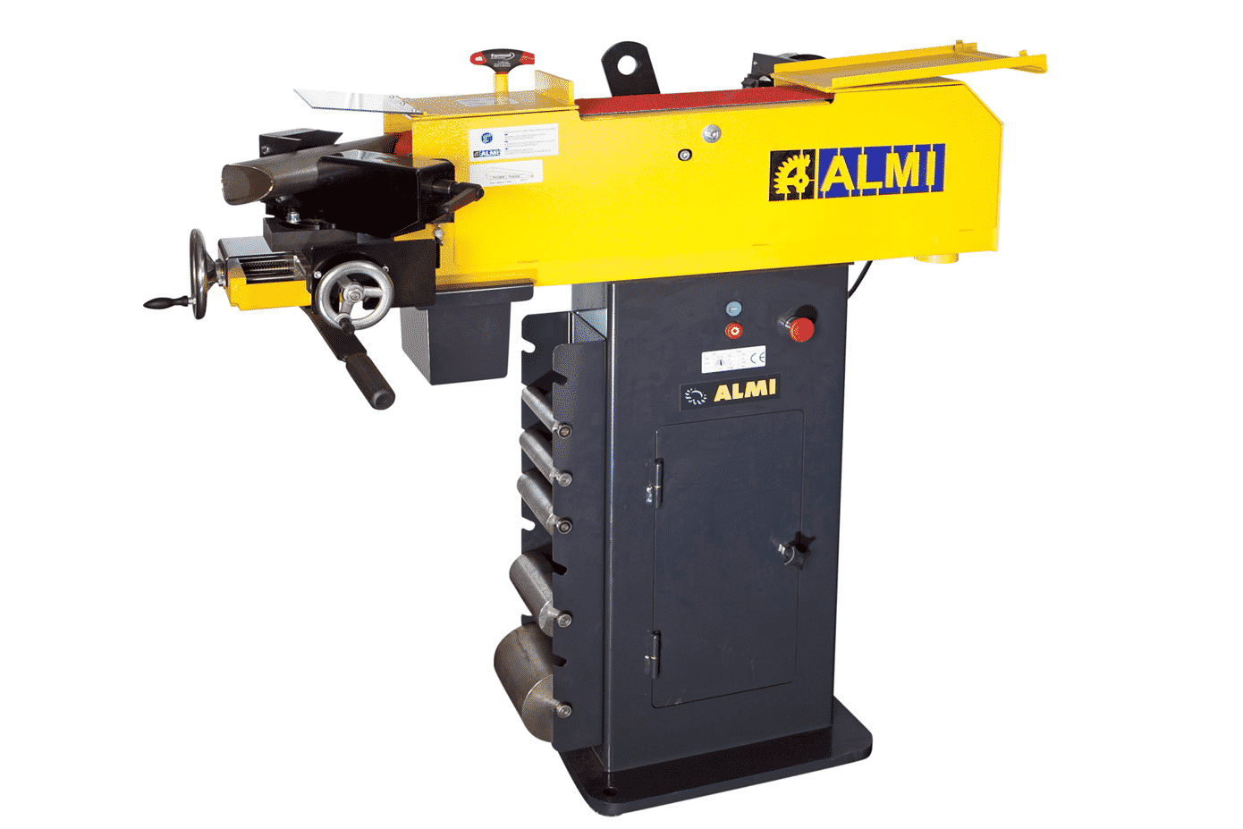 Front view Almi-AL150-Tube-Notcher