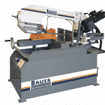 Front view of the Bauer 280G Manual Bandsaw