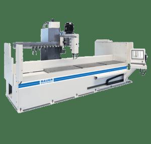 Bauer Bohrmax Z CNC Automatic Drill & Mill