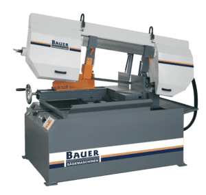 Main view Bauer-S-DGSA-Semi-Automatic-Double-Mitre-Bandsaw-415v