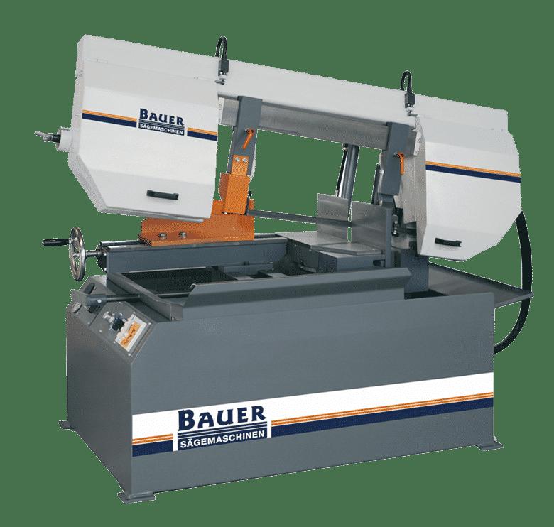Main view Bauer-S-DGSA-Semi-Automatic-Double-Mitre-Bandsaw-415v