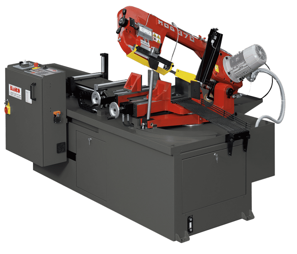 Main view - Bianco-A-CNC-Single-Mitre-Fully-Automatic-Bandsaw