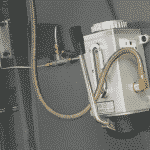 Detail of Brenner-Turret-Mill-Lubrication-System