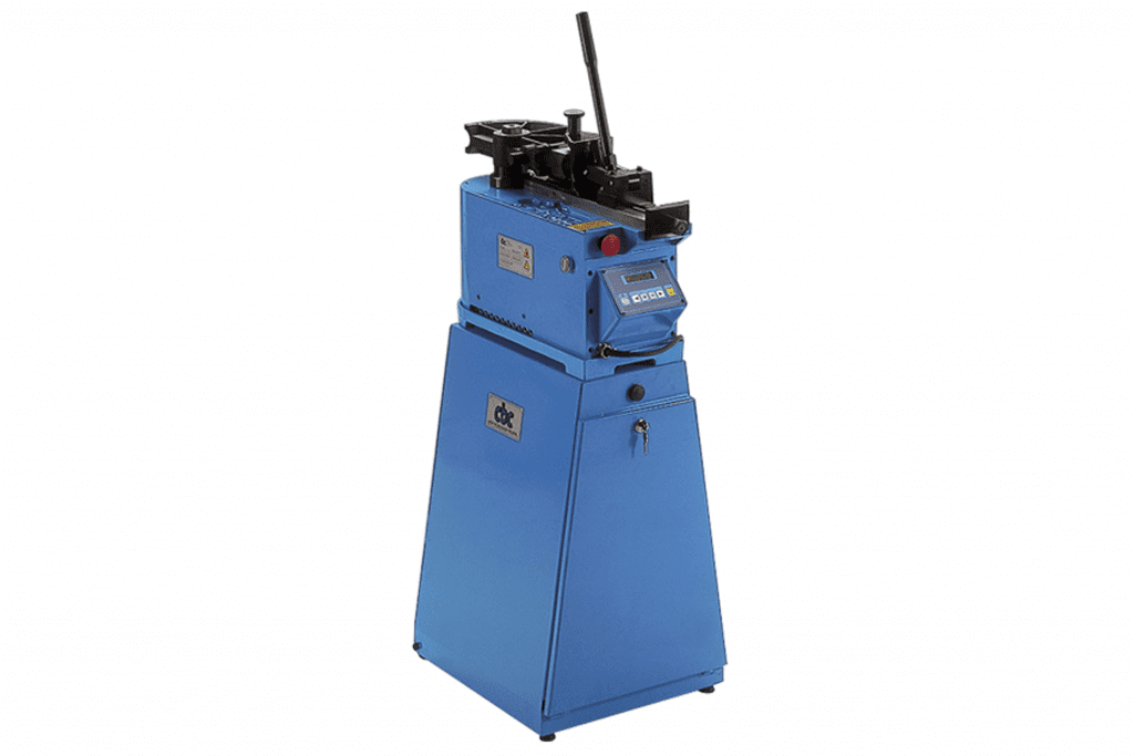 Front view CBC-Uni-60-Manual-Tube-Bender-with-optional-base