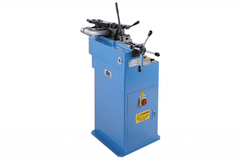 Front view CBC-Uni-70-Manual-Tube-Bender-with-optional-base