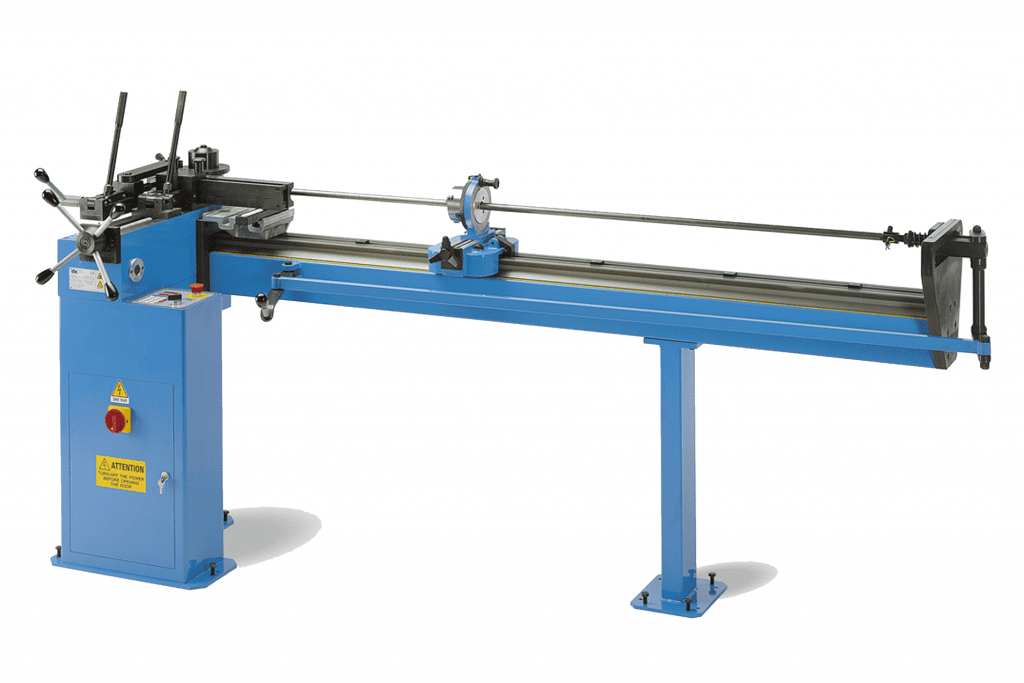 Front view CBC-Uni-70-Manual-Tube-Bender-with-optional-mandrel