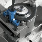 Detail of Meyer-Lathe-Quick-Change-Tool-Post-Detail-Optional-for-SB-range,-Standard-on-SG-and-ST-Ranges
