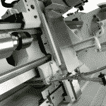 View-through-the-bed-and-saddle-SG Meyer Lathe-range