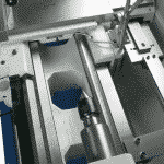 Detail of Meyer-Lathe-optional-Taper-Turning-Attachment