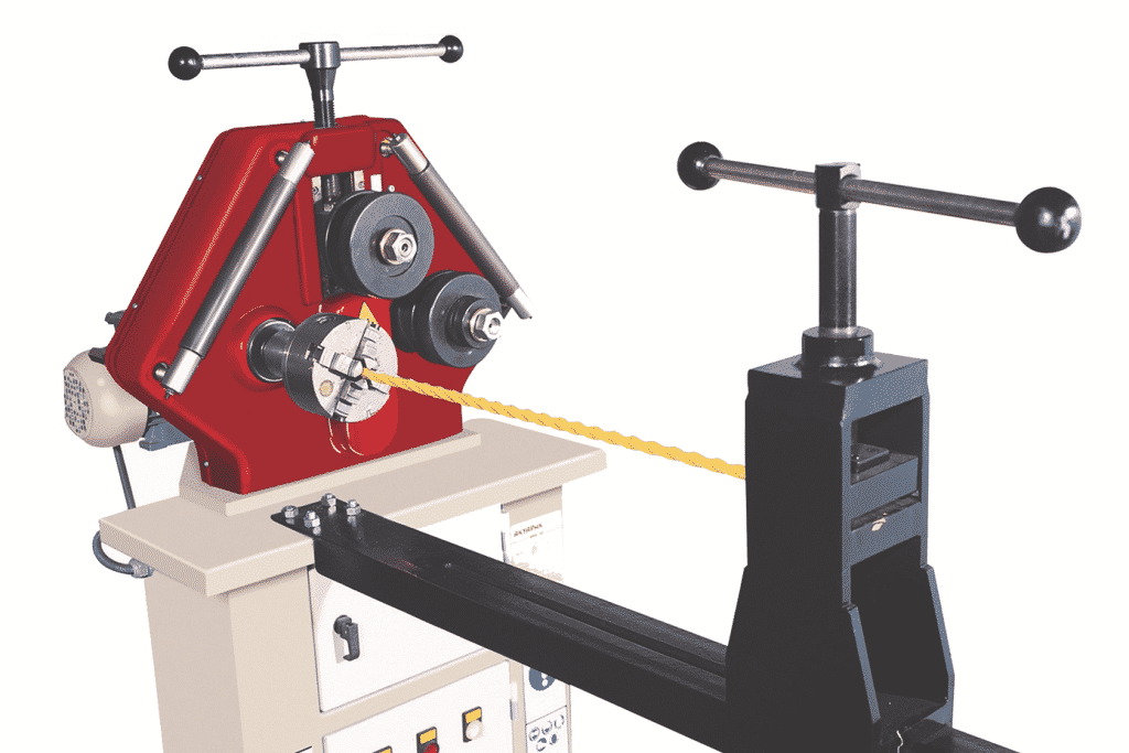 Morgan Rushworth PSR Ring Rolling Machine 240v/415v image 6