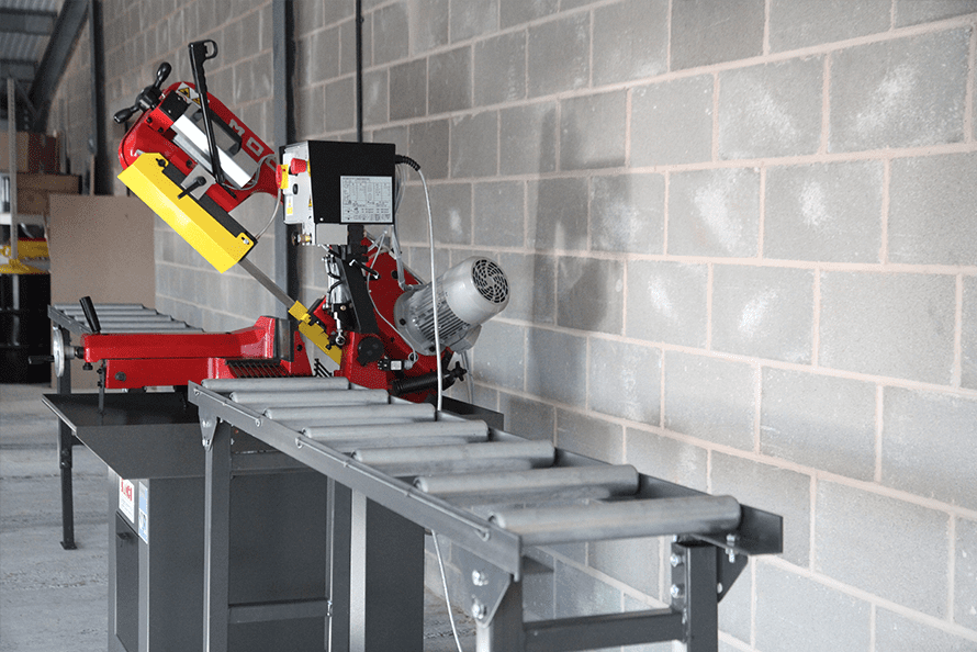 Roller Track with Bianco Saw