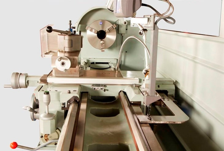 Meyer Precision Centre Lathe