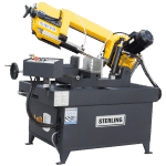 Main view Sterling-SRA-DG-Auto-Down-Feed-Double-Mitring-Bandsaw-415v