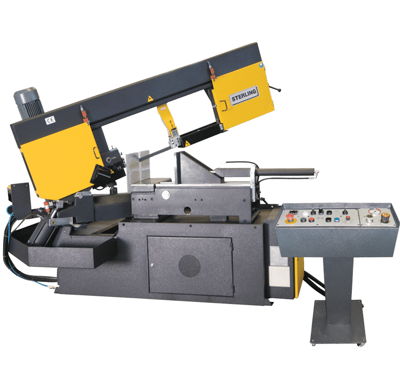 Main view Sterling-SRA-DGSA-Semi-Automatic-Bandsaw-415V