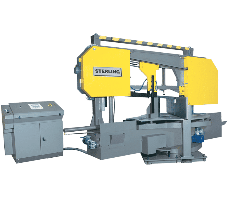 Main view Sterling-STC-DGSA-NC-Twin-Column-Semi-Automatic-Bandsaw-415v