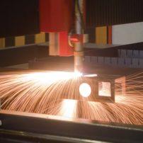 Morgan Rushworth High Definition Plasma Cutting Machine