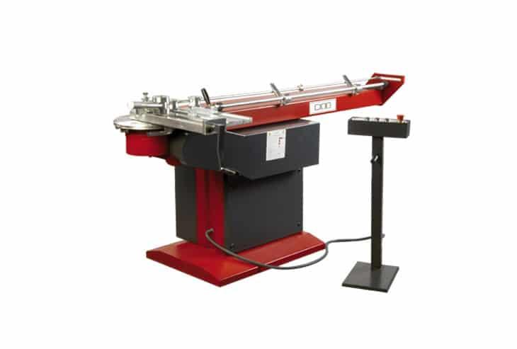 Curvassi C100 Pipe Bending Machine 415v