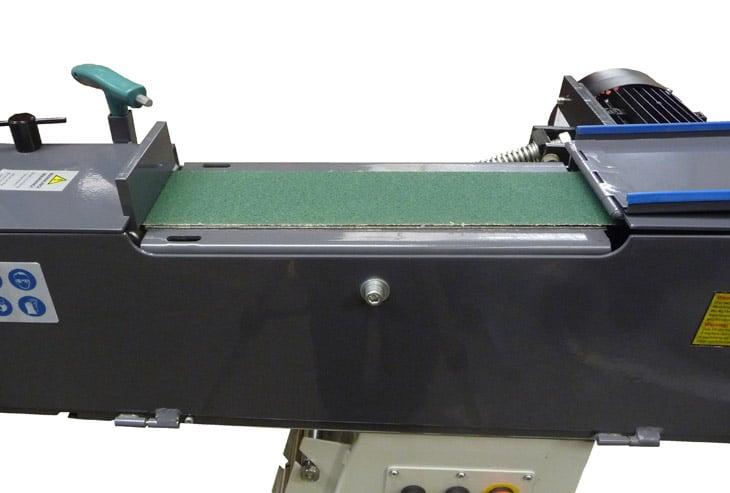 RVD T100 Triple Grind Tube Notcher & Belt Grinder 415v image 3