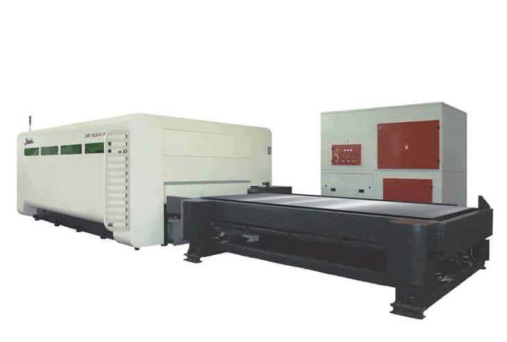 baykal laser cutting machine