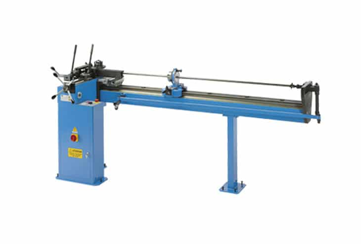 CBC UNI70/C Programmable Tube Bending Machine With 3 Metre Mandrel System 415V