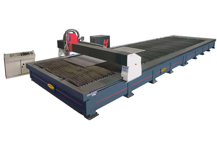 Morgan Rushworth BPS High Definition Plasma Cutting Machine