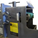 Off Centre Tube Notching Feature