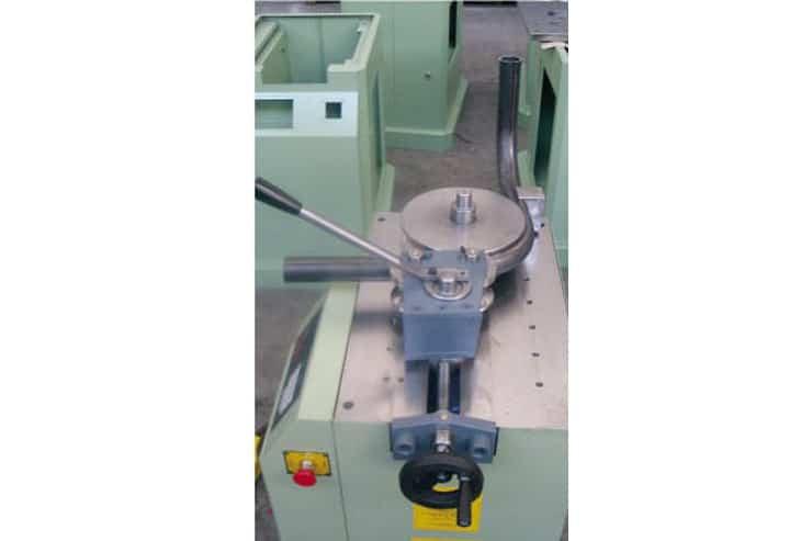 Memoli ETM76 Programmable Tube Bending Machine 415v image 2