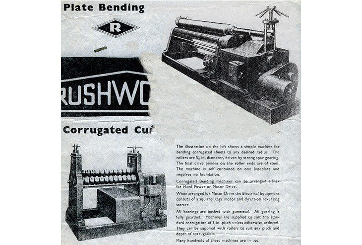 Making machinery since 1872