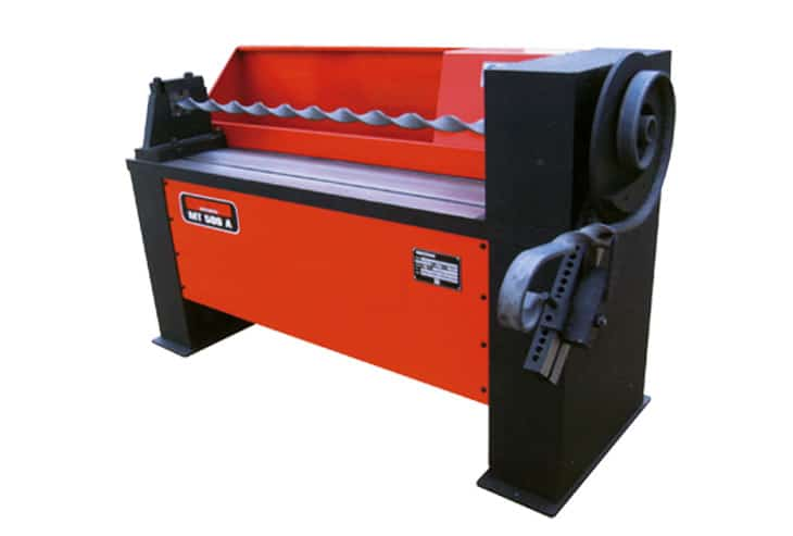 Nargesa MT500A Automatic Scrollmaker 415v