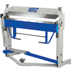 Main view - Lenz-Metalform-LTBP-Treadle-Box-and-Pan-Folder