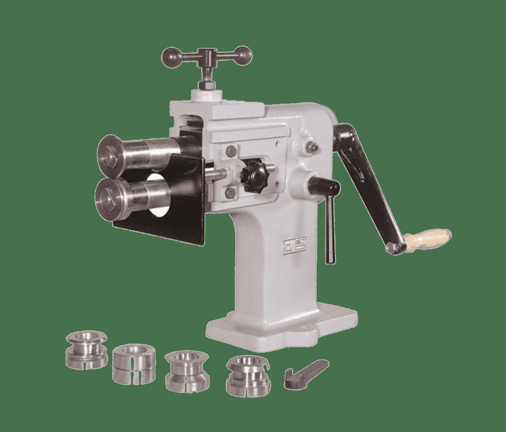 Main view - Morgan-Rushworth-Manual-Swaging-Machine