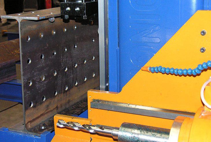 Ocean Avenger CNC Drill Line