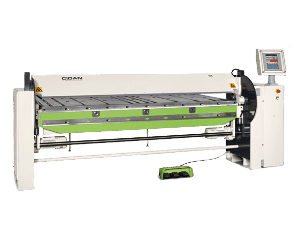 Main view Cidan K15 Folding Machine