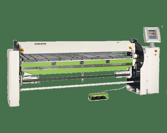 Main view Cidan K15 Folding Machine