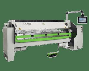 Main view Cidan-K25-K30-Multi-Fold-Folding-Machine