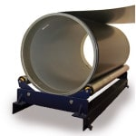 Cidan Manual Decoiler Cradle 1-5 Ton Capacity