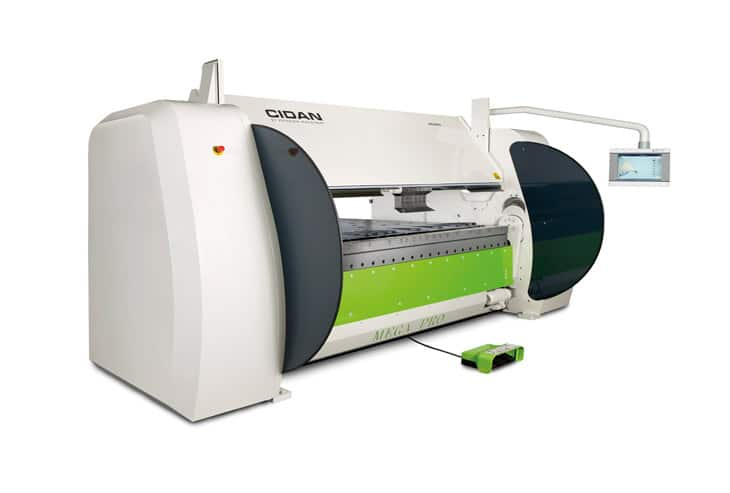 Cidan Megapro Folding Machine