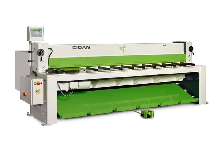 Cidan EVO Mechanical Guillotine Shear