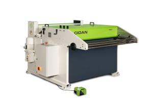 Cidan Profi 5 Roll Cut to Length Line