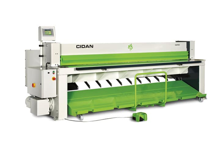 Cidan Rapido Mechanical Guillotine Shear