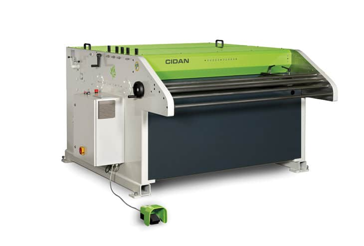 Cidan Turbo Cut to Length Line System